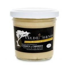 "Crema de queso de cabra, "" valdehornos """